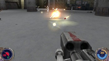 Screenshot4 - Star Wars Jedi Knight II: Jedi Outcast