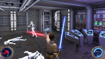 Screenshot6 - Star Wars Jedi Knight II: Jedi Outcast