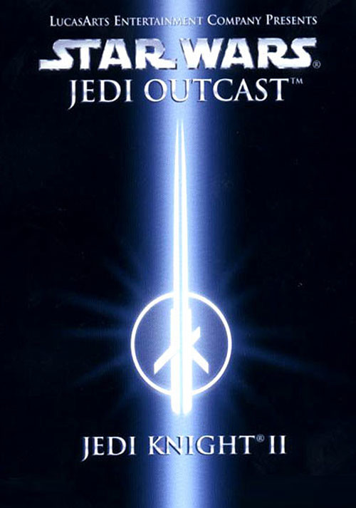 Star Wars Jedi Knight II: Jedi Outcast - Cover / Packshot