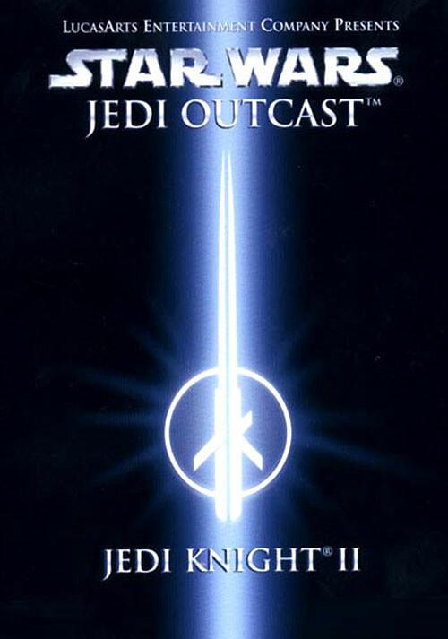 Star Wars Jedi Knight II: Jedi Outcast - Cover