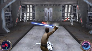 Screenshot2 - Star Wars Jedi Knight II: Jedi Outcast