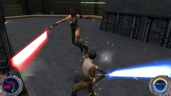 Screenshot5 - Star Wars Jedi Knight II: Jedi Outcast