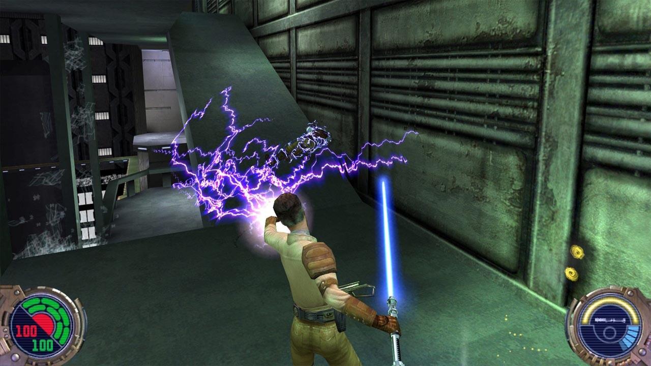 Star Wars Jedi Knight Jedi Outcast Guide 92