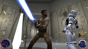 Screenshot3 - Star Wars Jedi Knight II: Jedi Outcast