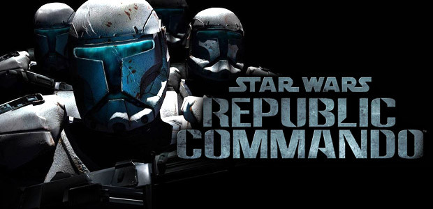 Star Wars Republic Commando - Cover / Packshot