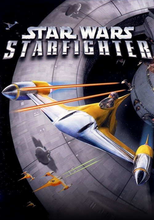 Star Wars Starfighter - Cover / Packshot