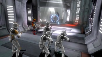 Screenshot6 - Star Wars The Clone Wars : Les Héros de la République