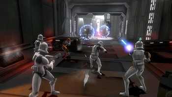 Screenshot7 - Star Wars The Clone Wars : Les Héros de la République