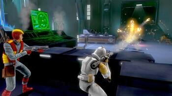 Screenshot2 - Star Wars The Clone Wars: Republic Heroes