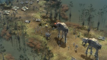 Screenshot1 - Star Wars Empire at War Gold Pack