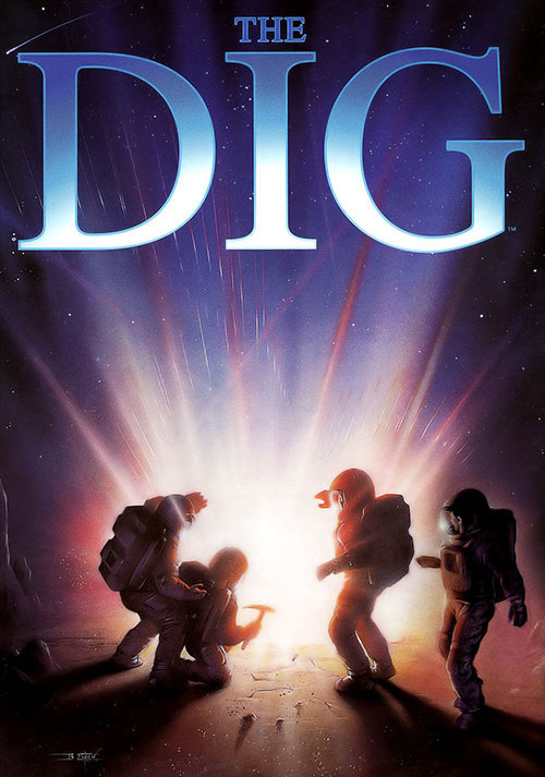 The Dig - Cover / Packshot