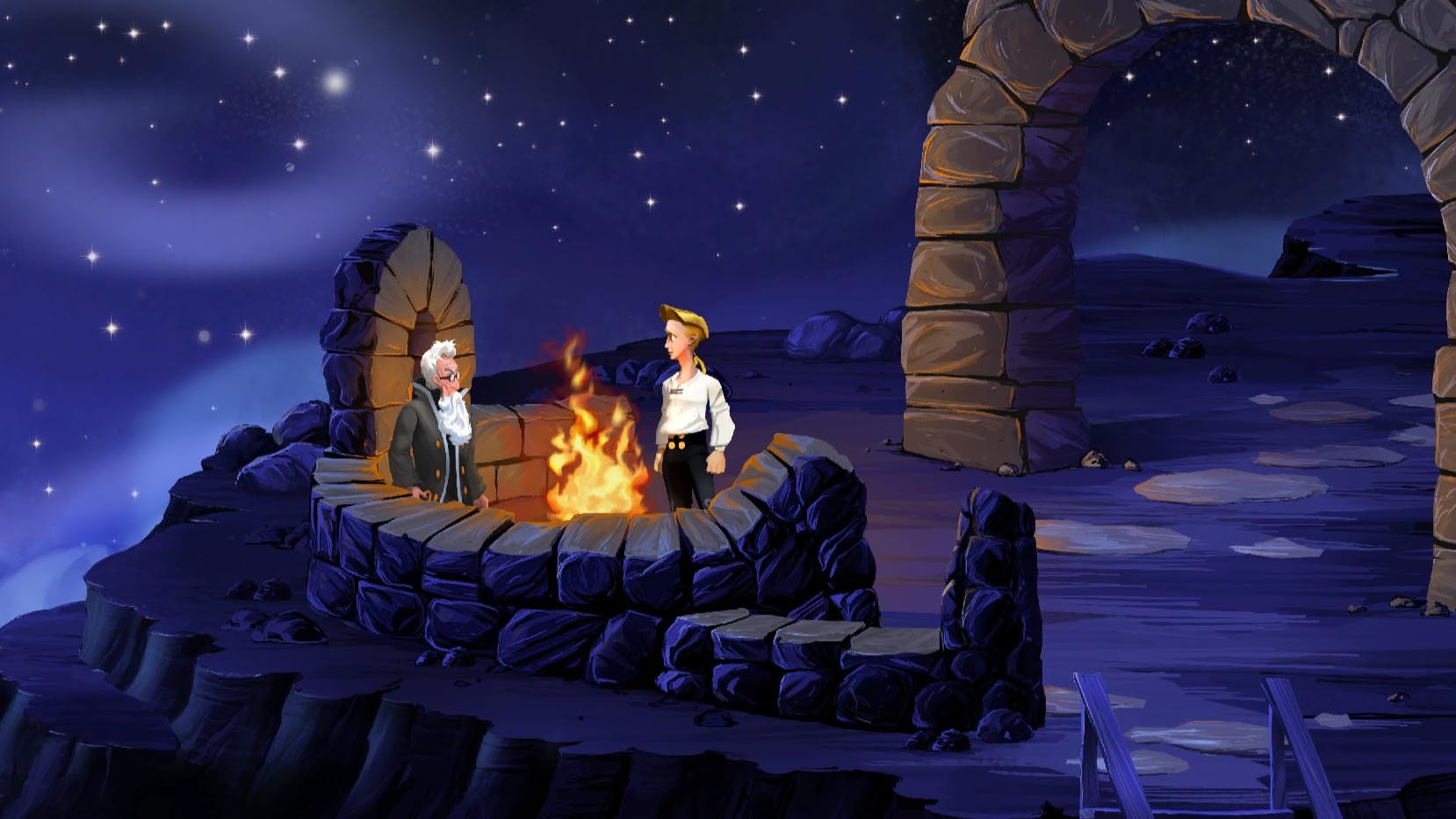 The Secret Of Monkey Island Special Edition German