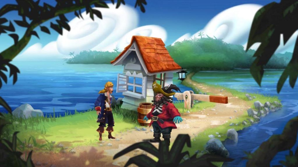 Monkey island 2 special edition lechuck revenge download pc