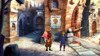 Screenshot1 - Monkey Island 2 Special Edition: LeChuck's Revenge