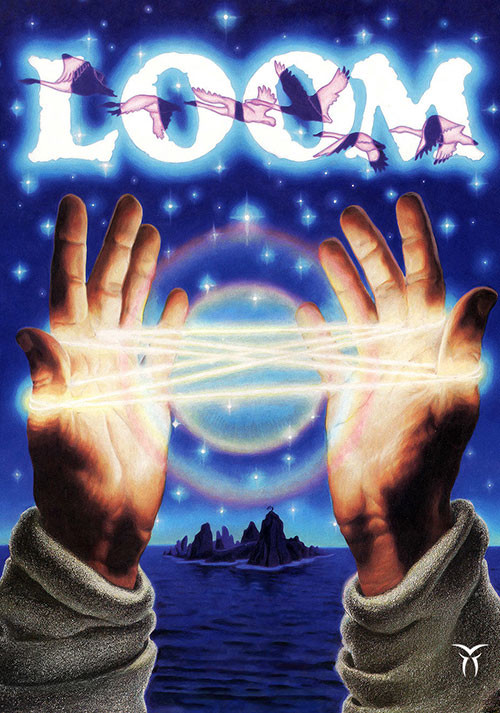 LOOM - Cover / Packshot