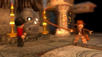 Screenshot2 - LEGO Indiana Jones: The Original Adventures
