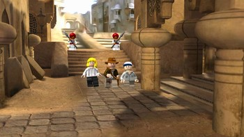 Screenshot7 - LEGO Indiana Jones: The Original Adventures