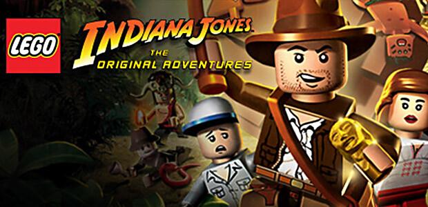 LEGO Indiana Jones: The Original Adventures - Cover / Packshot