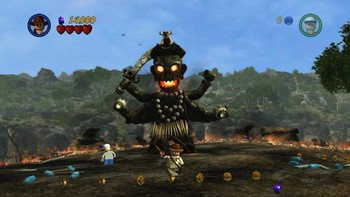 Screenshot3 - LEGO Indiana Jones 2: The Adventure Continues