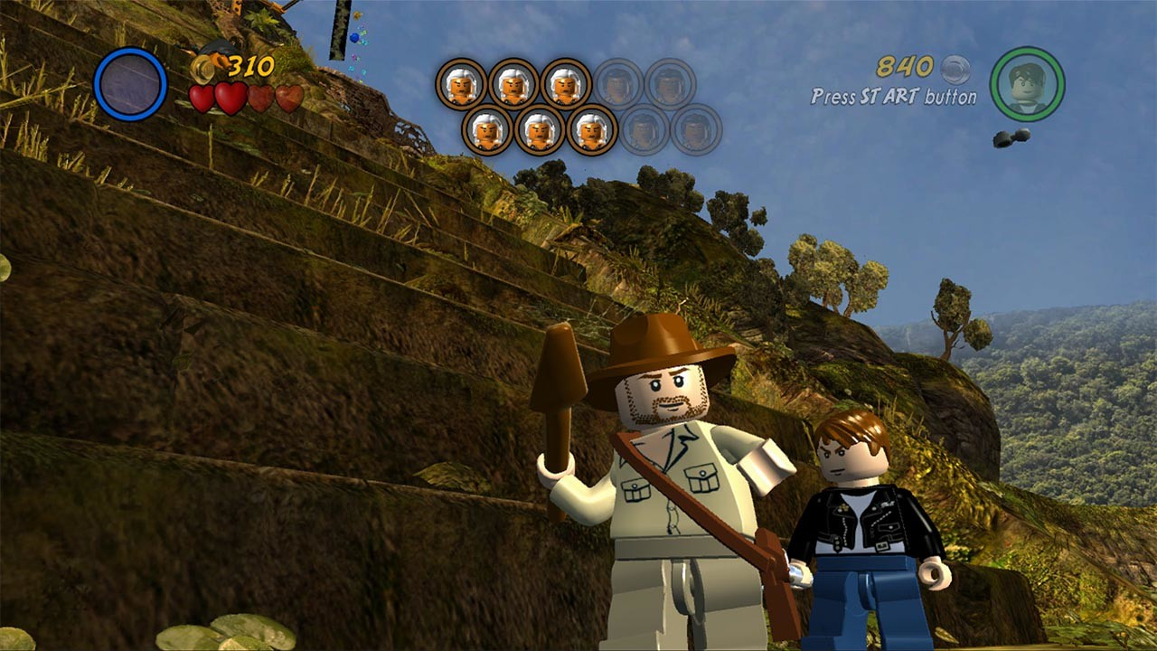 Lego Indiana Jones 2 The Adventure Continues Clé Cd Steam