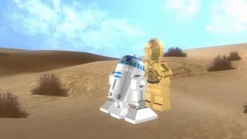 Screenshot2 - LEGO Star Wars: The Complete Saga
