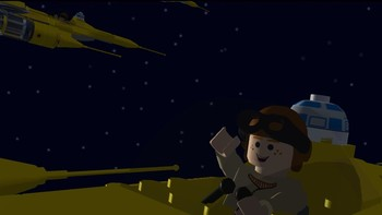 Screenshot1 - LEGO Star Wars: The Complete Saga