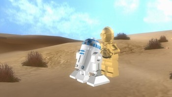 Screenshot2 - LEGO Star Wars: The Complete Saga