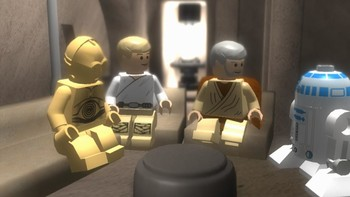 Screenshot7 - LEGO Star Wars: The Complete Saga