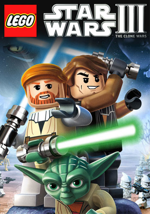 LEGO Star Wars III: The Clone Wars - Cover