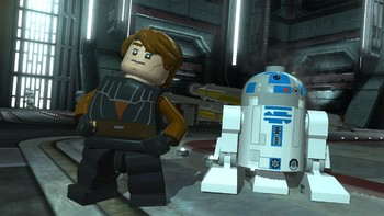 Screenshot2 - LEGO Star Wars III: The Clone Wars