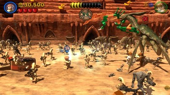 Screenshot5 - LEGO Star Wars III: The Clone Wars