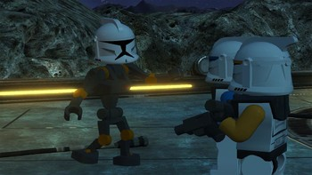 Screenshot6 - LEGO Star Wars III: The Clone Wars