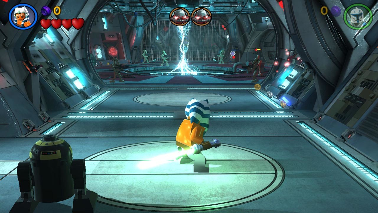 Lego Star Wars Iii The Clone Wars Cl 233 Cd Steam