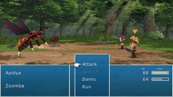 Screenshot1 - Evoland