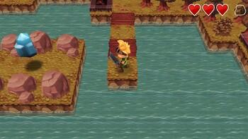 Screenshot3 - Evoland