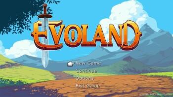 Screenshot9 - Evoland