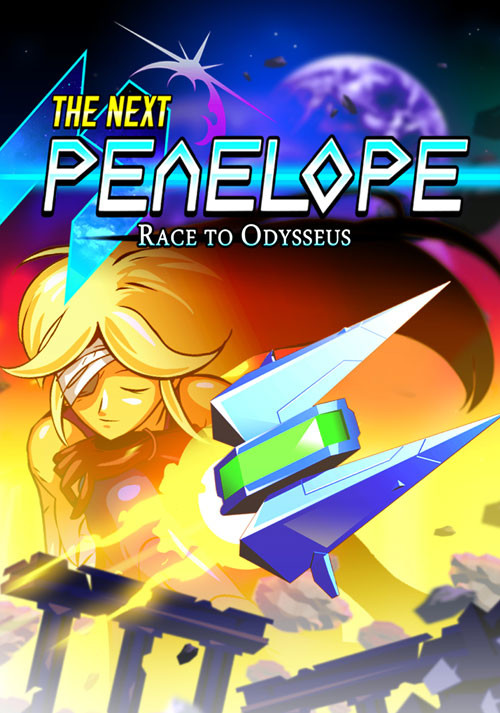 The Next Penelope - Cover / Packshot