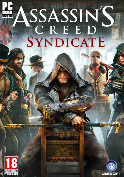 Assassin's Creed Syndicate - Cover / Packshot