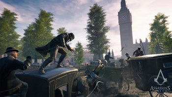 Screenshot5 - Assassin's Creed Syndicate - Gold Edition