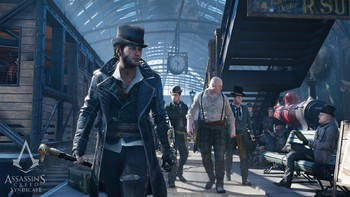 Screenshot1 - Assassin's Creed Syndicate - Gold Edition