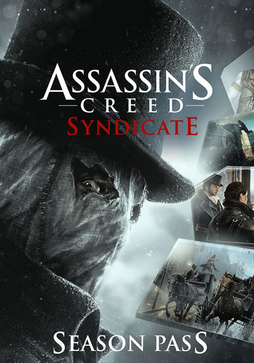 Assassin's Creed Syndicate - Season Pass - Cover