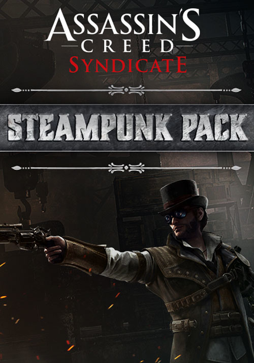 Assassin's Creed Syndicate - Steampunk Pack - Packshot