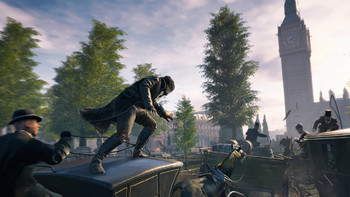 Screenshot5 - Assassin's Creed Syndicate - Steampunk Pack