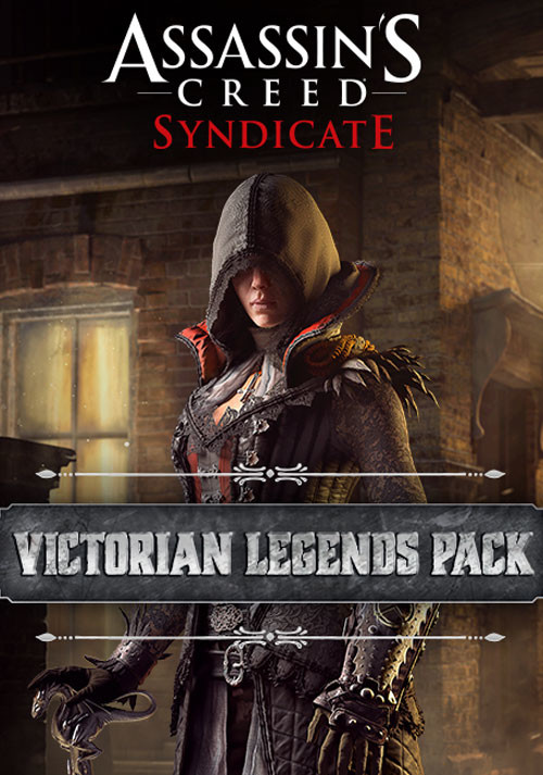 Assassin's Creed Syndicate - Victorian Legends Pack - Cover