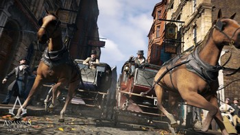 Screenshot2 - Assassin's Creed Syndicate - Victorian Legends Pack