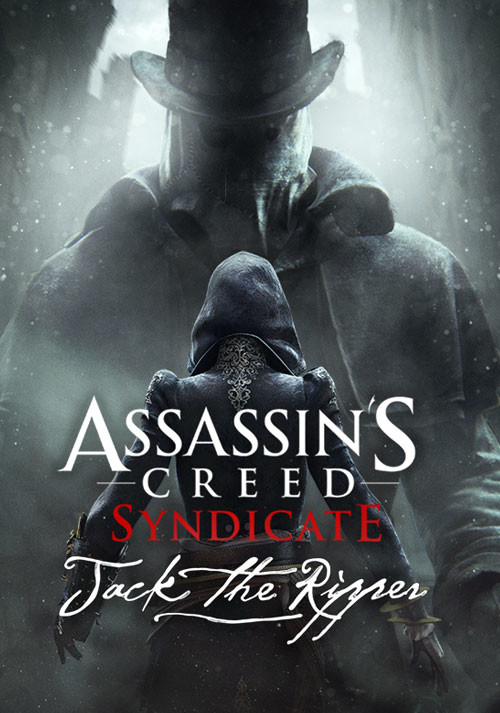 Assassin's Creed Syndicate - Jack the Ripper - Cover