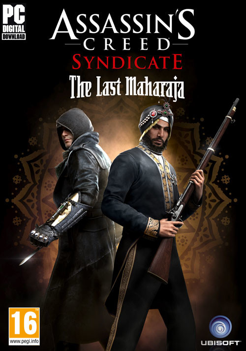 Assassin's Creed Syndicate - The Last Maharaja Missions Pack - Cover