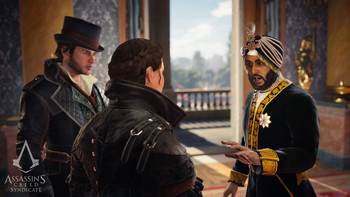 Screenshot1 - Assassin's Creed Syndicate - The Last Maharaja Missions Pack
