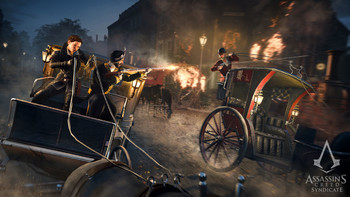 Screenshot2 - Assassin's Creed Syndicate - The Last Maharaja Missions Pack