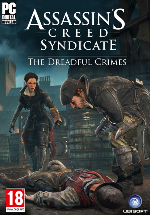 Assassin's Creed Syndicate - The Dreadful Crimes - Packshot
